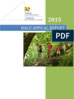 HALO 2015 Annual Report