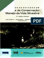 Biologia Da Conservação e Manejo Da Vida Silvestre_Cullen_Rudy_Rudran_e_Valladare -1