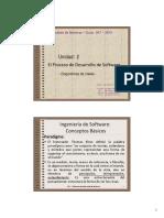 El Proceso de Software 2K7-2K10 - 2015 (1)