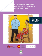 Manual de Matronas Sobre Salud Sexual Reproductiva