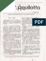 L'Aquilotto del dicembre 1991