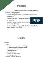 Pointeri Programare C
