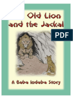 The Old Lion and the Jackal - Book 30 in the Baba Indaba Children's Series