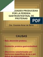 3 - Enfermedades Producidas Por La Perdida de Proteinas
