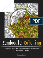 Zendoodle+Coloring+-+70+Mystic+Circle+and+Square+Mandala+Patterns+for+a+Creative+Art+Therapy