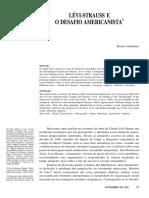 SZTUTMAN, Renato - Levi-Strauss e o Desafio Am Ericanista