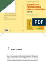 Diagnostico Psicodinamico Operacionalizado OPD-2