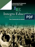Javier Paredes Mallea, Diálogo de Saberes, Hegemonía y Contrahegemonía Capitalista