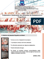 Tratamento de Efluentes Líquidos de Abatedouro.pptx