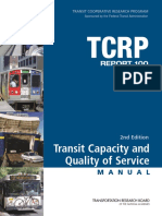 Download Transit Capacity and Quality of Service by Edomrg SN30576490 doc pdf