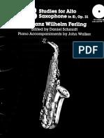 Ferling Saxophone