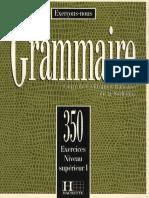 Exercitii Gramatica Franceza Nivel 1