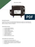 GV200 - Ficha Técnica