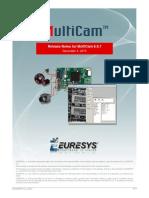 Multicam 6.9.7 Releasenotes