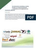 InformejustinformiciabilidadDESCA MEXICO Casos
