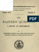 S.P.H.Duggan-The Eastern Question a Study in Diplomacy