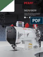 D-1307 Pfaff New Head, Full Brochure