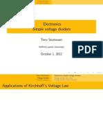 Current Voltage Dividers2