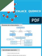 Enlace Químico y Geometria Molécular (OCTUBRE-NOVIEMBRE)