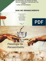 Psicologia No Renascimento