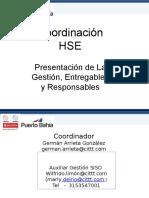 Presentacion CoordinacionHSE y Gestion de Ingreso a Obra