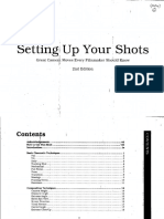 Setting Up Your Shots