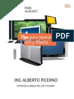 Tips para reparar LCD y plasma