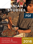 2016 Asian Studies catalog