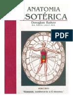 Anatomia Esoterica Douglas Baker