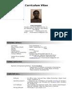 CV Rino Ermawan Rev