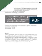 SonValidosLosCriteriosQuirurgicosActuales