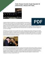 Scoperto Il Racket Delle Pompe Funebri Negli Ospedali Di Trapani, Salemi, Castelvetrano, Mazara Del Vallo,