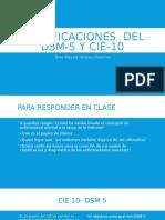 Clasificaciones Del DSM-5 Y Cie-10