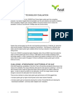 Adaptive Rate Technology Evaluation for E Band White Paper