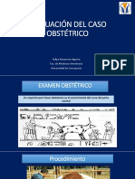 Caso Obstetrico y Maniobras
