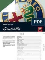 Manual Giulietta TCT