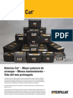 Catalogo Baterias Cat