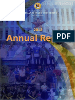 CSU 2012 Annual Report