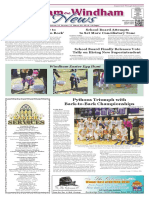 Pelham~Windham News 3-25-2016