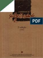 Cadernos de Subjetividade 1 (Dossiê Guattari)