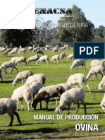 Manual_ovinos Senacsa 2014