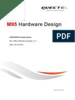 M95 Hardware Design V1.3