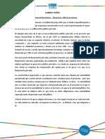 Declaración Director Financiero OHL España Rentabilidad Garantizada
