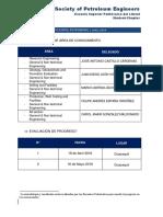 METODOLOG+ìA DE SEGUIMIENTO DE PREPARACI+ôN_LATIN AMERICAN & CARIBBEAN PETROBOWL REGIONAL QUALIFIER