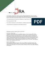 Orora Packaging basic info