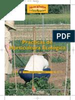 Practicas de Horticultura Ecológica