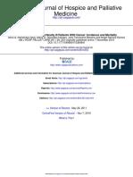American Journal of Hospice and Palliative Medicine Volume 28 Issue 4 2011 [Doi 10.1177_1049909110384841] Namendys-Silva, S. a.; Gonzalez-Herrera, M. O.; Texcocano-Becerr -- Hypoalbuminemia in Criti