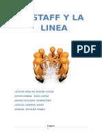 Trabajo Grupo 6 Staff y Linea (1)