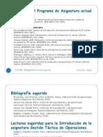 ICIV188 Bibliografia 2016 1