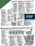 Hash House A Go Go Plano Menu PDF